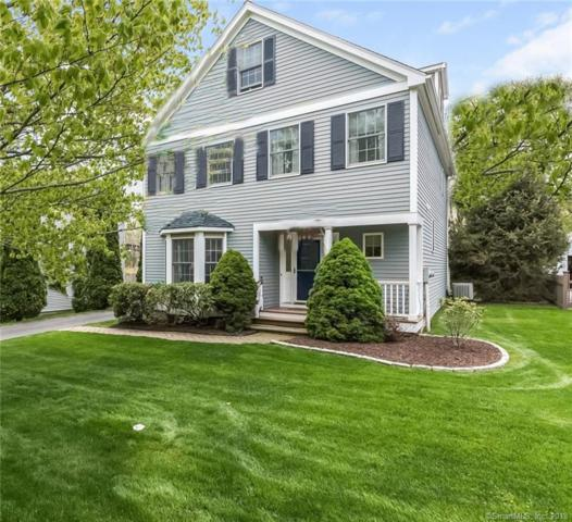 19 Bailey Avenue, Darien, CT 06820 (MLS #170043780) :: The Higgins Group - The CT Home Finder