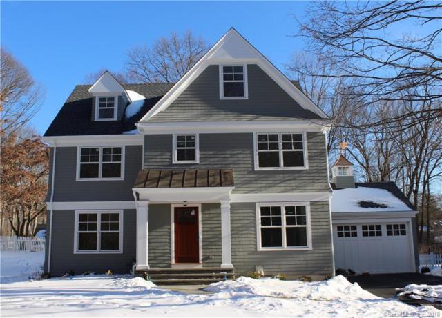 37 Hazel Street, Darien, CT 06820 (MLS #170044056) :: The Higgins Group - The CT Home Finder