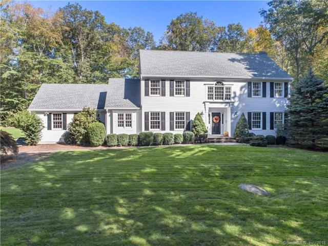 50 S Ridge Court, Ridgefield, CT 06877 (MLS #170044408) :: The Higgins Group - The CT Home Finder