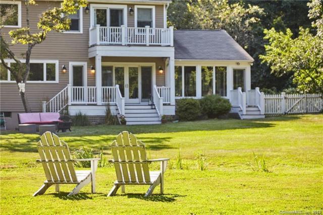 36 Turkey Hill Road N, Westport, CT 06880 (MLS #170045305) :: The Higgins Group - The CT Home Finder