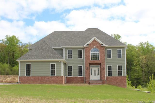 Lot 6 Maggie Lane, Shelton, CT 06484 (MLS #170045569) :: The Higgins Group - The CT Home Finder