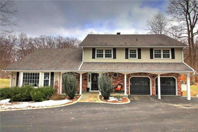 136 Knorr Road, Monroe, CT 06468 (MLS #170045735) :: The Higgins Group - The CT Home Finder