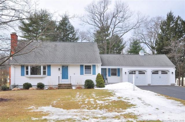 13 Tanglewood Road, Farmington, CT 06032 (MLS #170047833) :: Hergenrother Realty Group Connecticut