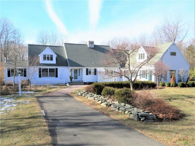 7 Shingle Mill Drive, Canton, CT 06019 (MLS #170048688) :: Hergenrother Realty Group Connecticut