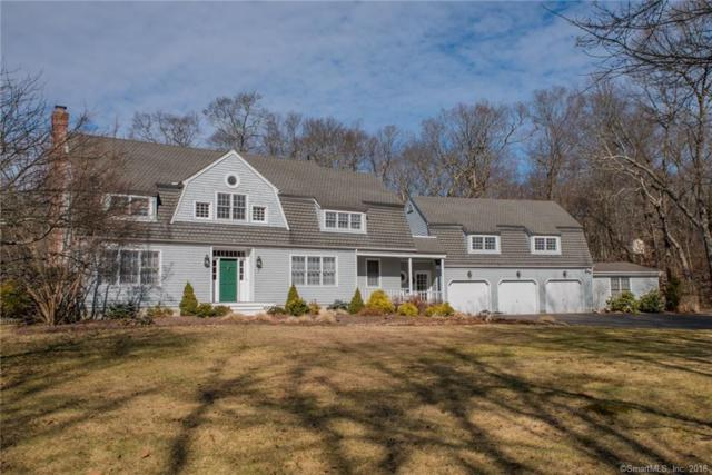7 Watrous Point Rd Road, Old Saybrook, CT 06475 (MLS #170049391) :: Carbutti & Co Realtors