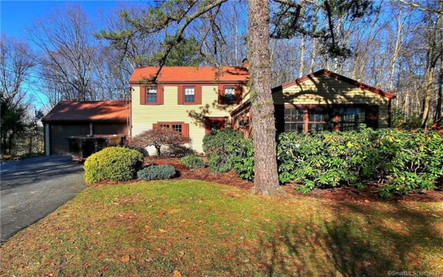 2 Rowledge Pond Road, Newtown, CT 06482 (MLS #170050415) :: Carbutti & Co Realtors