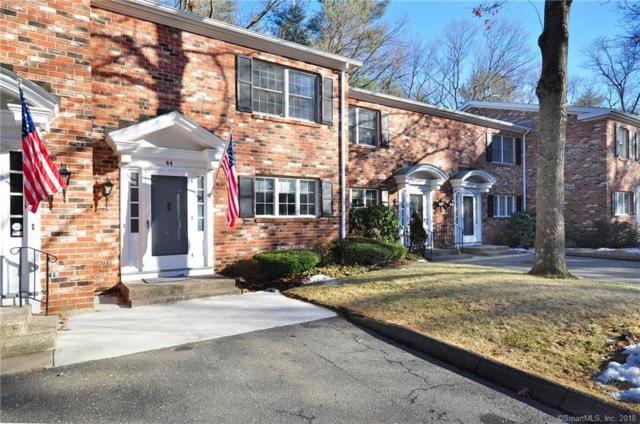 44 Tunxis Village #44, Farmington, CT 06032 (MLS #170050517) :: Hergenrother Realty Group Connecticut