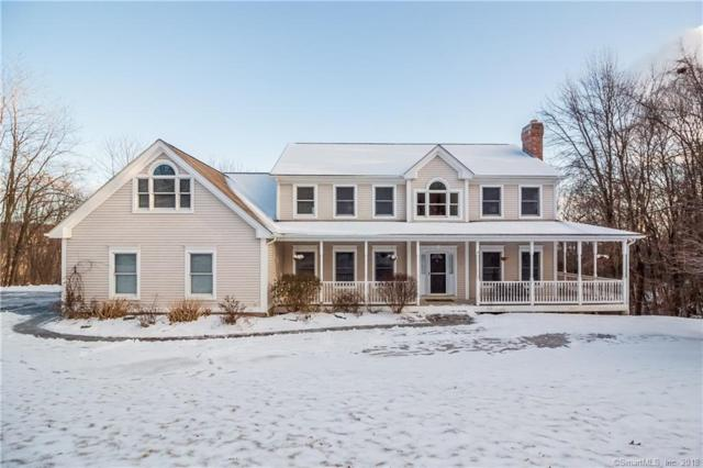 5 Saw Mill Road, Burlington, CT 06013 (MLS #170050958) :: Hergenrother Realty Group Connecticut