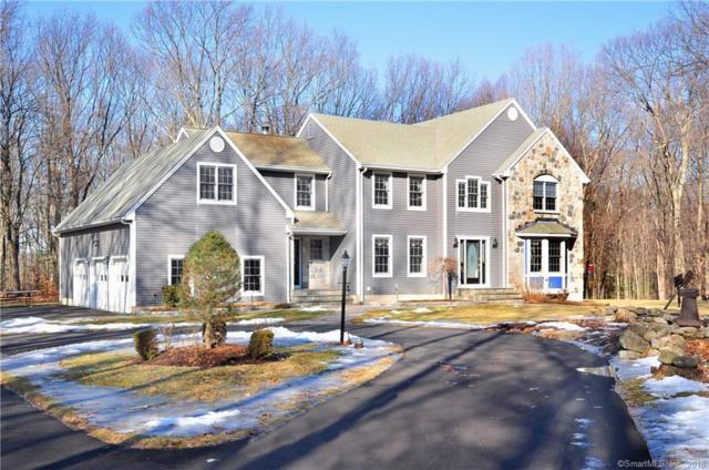 106 High Valley Drive, Canton, CT 06019 (MLS #170052131) :: Hergenrother Realty Group Connecticut
