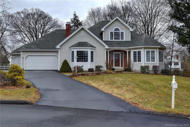 68 Old Mill Road, Wethersfield, CT 06109 (MLS #170052668) :: Hergenrother Realty Group Connecticut