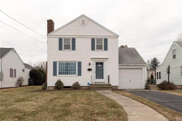 27 Buckland Road, Wethersfield, CT 06109 (MLS #170052687) :: Hergenrother Realty Group Connecticut