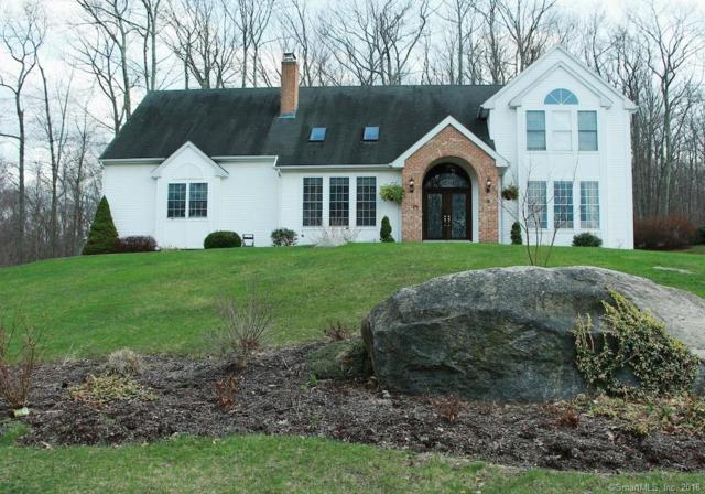 9 High Ledge Circle, Manchester, CT 06040 (MLS #170053097) :: Hergenrother Realty Group Connecticut