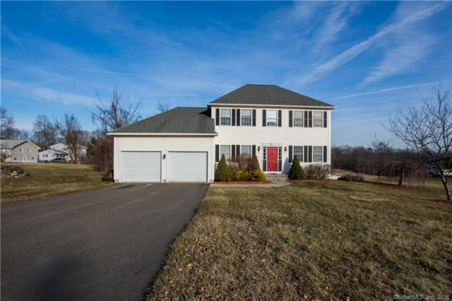90 Pleasant View Drive, Middletown, CT 06457 (MLS #170053221) :: Carbutti & Co Realtors