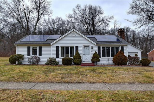 407 Maple Street, Wethersfield, CT 06109 (MLS #170053382) :: Hergenrother Realty Group Connecticut
