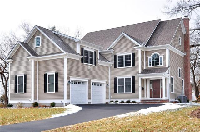 45 Bishop Road, West Hartford, CT 06119 (MLS #170053396) :: Hergenrother Realty Group Connecticut