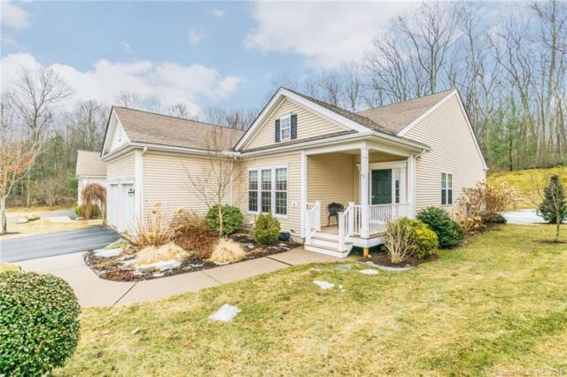 6 Saddle Ridge #6, Canton, CT 06019 (MLS #170053438) :: Hergenrother Realty Group Connecticut
