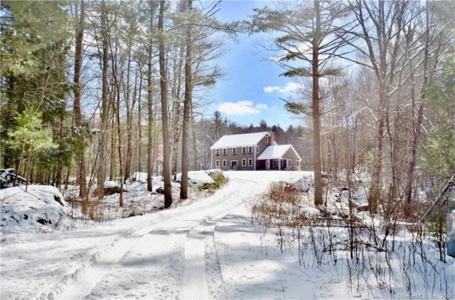 16 Fairway Drive, Thompson, CT 06255 (MLS #170053582) :: Anytime Realty