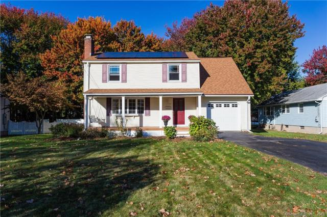 17 Caliber Lane, Wethersfield, CT 06109 (MLS #170053643) :: Hergenrother Realty Group Connecticut