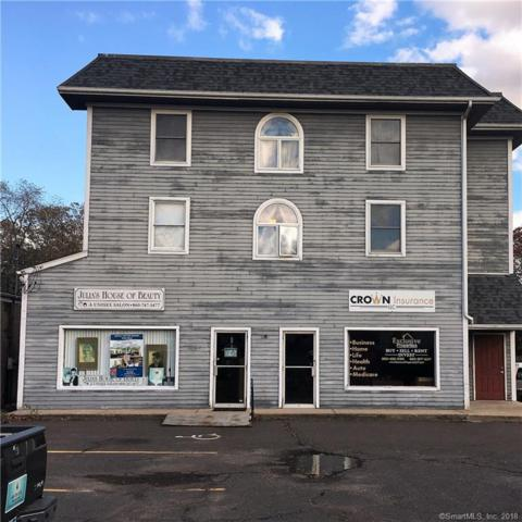 466 East Street 3A, Plainville, CT 06062 (MLS #170053857) :: Hergenrother Realty Group Connecticut