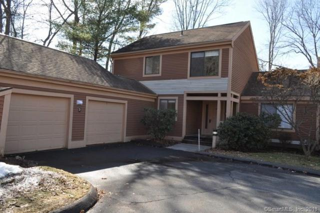 3 Partridge Lane #3, Avon, CT 06001 (MLS #170054091) :: Hergenrother Realty Group Connecticut