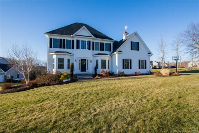 250 Circlewood Drive, Berlin, CT 06037 (MLS #170054167) :: Hergenrother Realty Group Connecticut