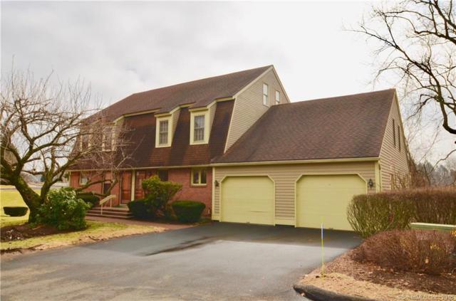 66 Colonial Hill Drive #66, Wallingford, CT 06492 (MLS #170054401) :: Carbutti & Co Realtors