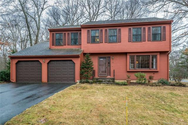 15 Old Village Lane, Farmington, CT 06085 (MLS #170054422) :: Hergenrother Realty Group Connecticut