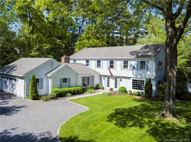 4 Parsons Walk, Darien, CT 06820 (MLS #170055027) :: The Higgins Group - The CT Home Finder