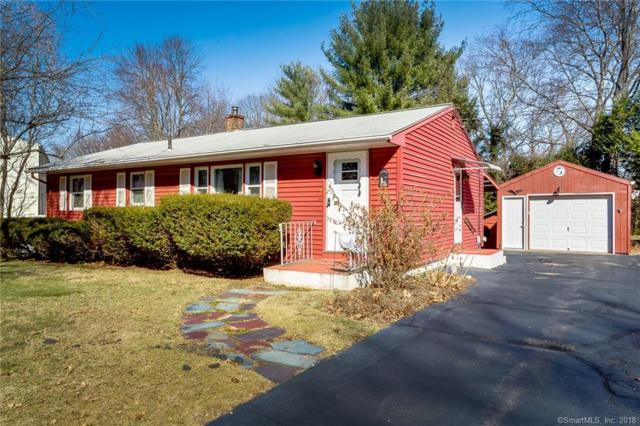 20 Haller Place, Wallingford, CT 06492 (MLS #170056874) :: Carbutti & Co Realtors