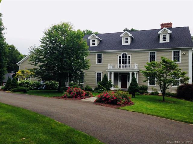 16 Old Country Road, Woodbridge, CT 06525 (MLS #170058655) :: Stephanie Ellison
