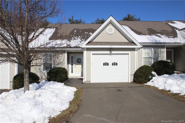87 Haley Lane #87, Newtown, CT 06482 (MLS #170058954) :: Carbutti & Co Realtors