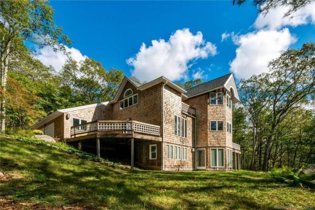 64 Beech Mountain Road, Mansfield, CT 06250 (MLS #170059158) :: Carbutti & Co Realtors