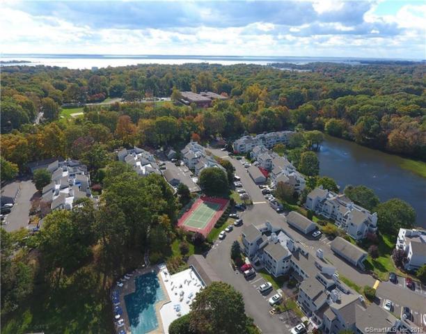 128 Rowayton Woods Drive #128, Norwalk, CT 06854 (MLS #170061019) :: Carbutti & Co Realtors