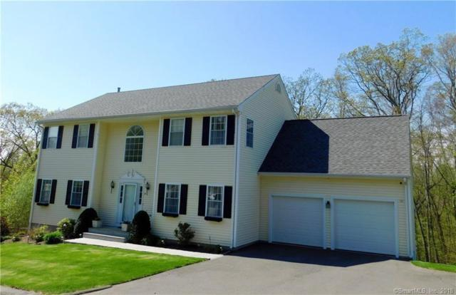 10 Cannon Way #10, Monroe, CT 06468 (MLS #170061046) :: Carbutti & Co Realtors