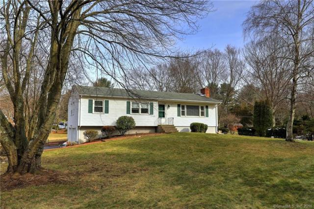 381 Grassy Hill Road, Orange, CT 06477 (MLS #170061228) :: Stephanie Ellison