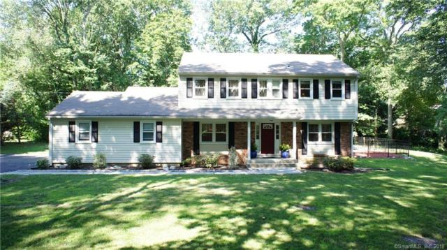 19 Oriole Drive, Norwalk, CT 06851 (MLS #170061386) :: Stephanie Ellison