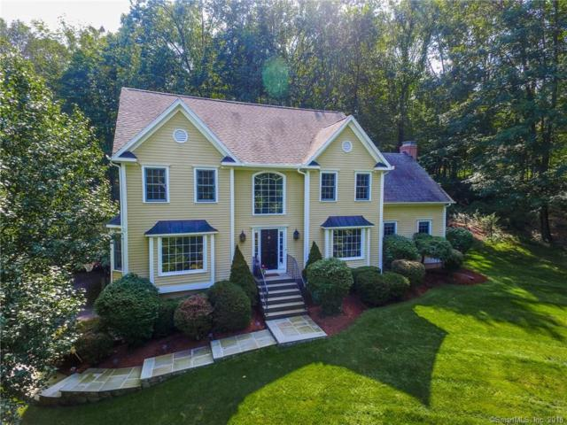 19 Mountain Manor Road, Newtown, CT 06482 (MLS #170061460) :: Carbutti & Co Realtors