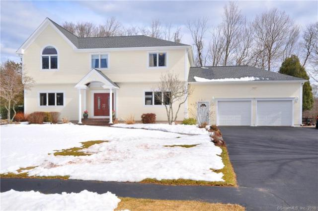 11 Sycamore Lane, Farmington, CT 06085 (MLS #170062536) :: Carbutti & Co Realtors