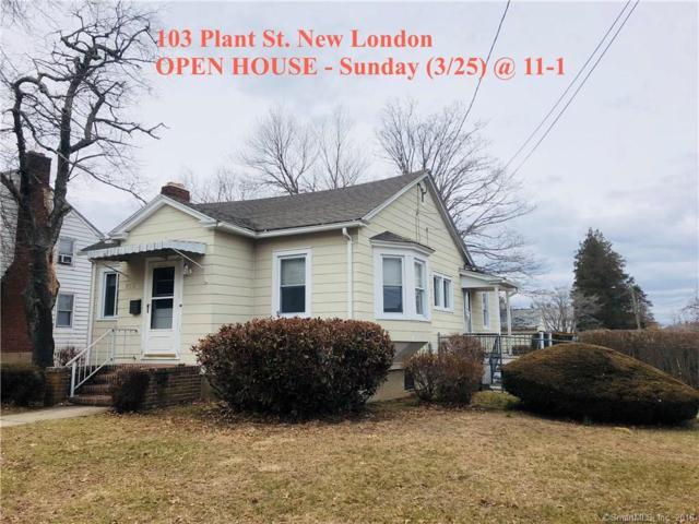 103 Plant Street, New London, CT 06320 (MLS #170063268) :: Anytime Realty