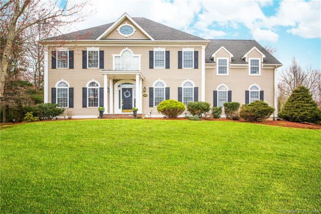 106 Cornerstone Drive, South Windsor, CT 06074 (MLS #170066281) :: Hergenrother Realty Group Connecticut