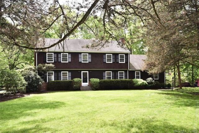 33 Riverfield Drive, Weston, CT 06883 (MLS #170068492) :: The Higgins Group - The CT Home Finder