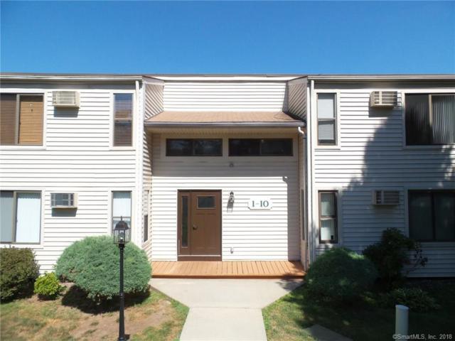 10 Woodland Drive #10, Cromwell, CT 06416 (MLS #170069777) :: Carbutti & Co Realtors