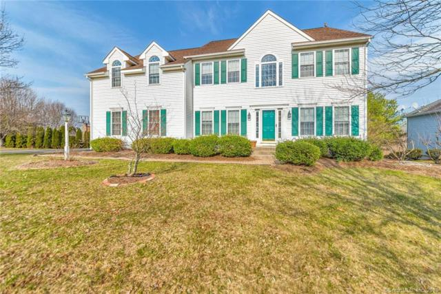 5 Stedman Circle, South Windsor, CT 06074 (MLS #170071514) :: Hergenrother Realty Group Connecticut
