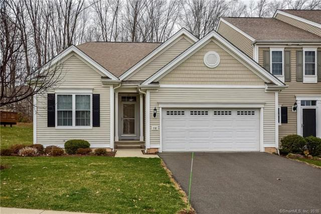 116 Sterling Drive #116, Newington, CT 06111 (MLS #170072845) :: Hergenrother Realty Group Connecticut