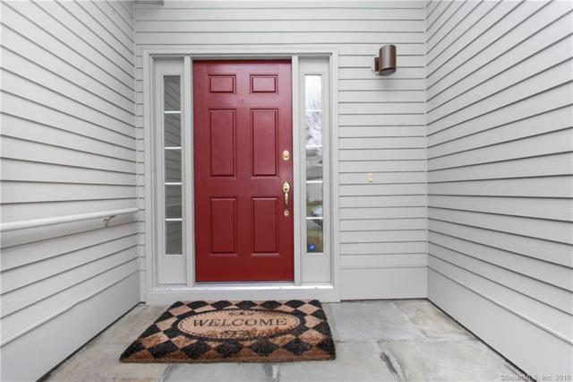 4 Abbottsford #4, Avon, CT 06001 (MLS #170073862) :: Hergenrother Realty Group Connecticut