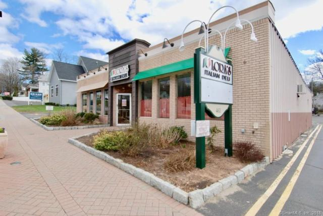 461 W Main Street, Cheshire, CT 06410 (MLS #170073920) :: Carbutti & Co Realtors
