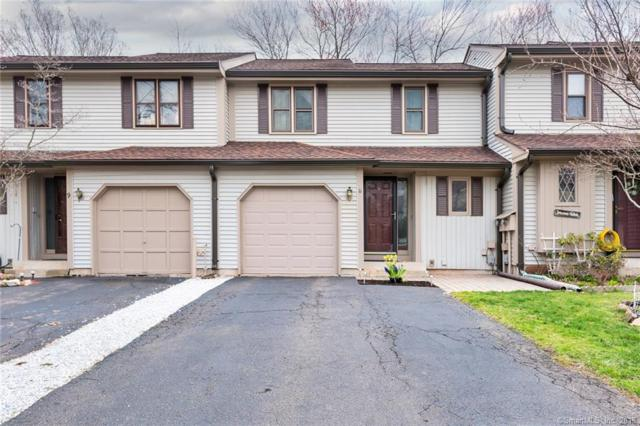 11 Tanner Crossing #11, Wethersfield, CT 06109 (MLS #170073964) :: Hergenrother Realty Group Connecticut