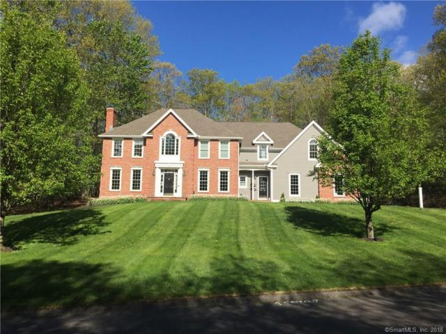54 Lofgren Road, Avon, CT 06001 (MLS #170074241) :: Hergenrother Realty Group Connecticut