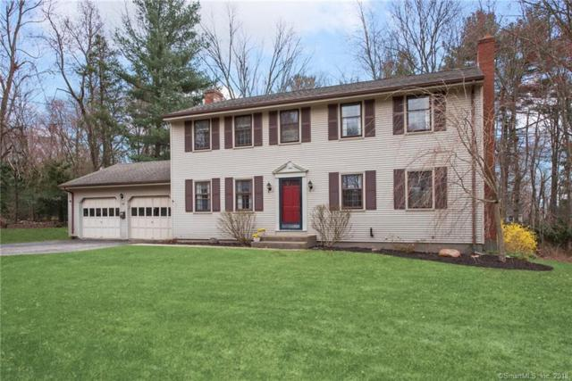 105 Scott Drive, South Windsor, CT 06074 (MLS #170074381) :: Hergenrother Realty Group Connecticut