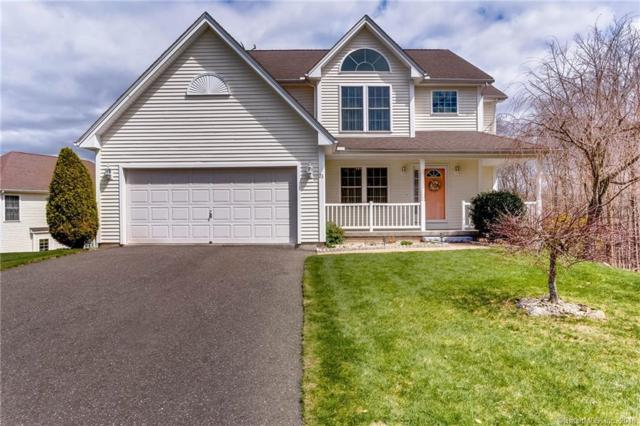 23 Thyme Circle #23, Berlin, CT 06037 (MLS #170074383) :: Hergenrother Realty Group Connecticut